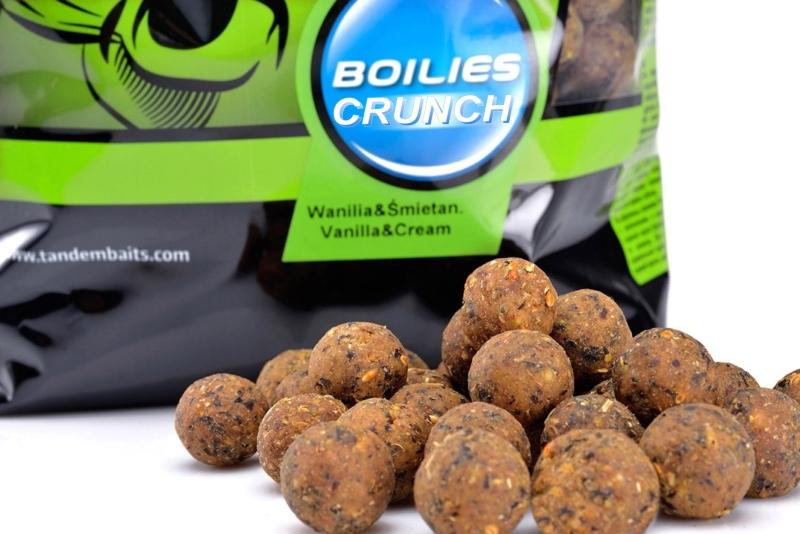 Chrumkajúce Impact Boilies 18/3kg Total Scopex