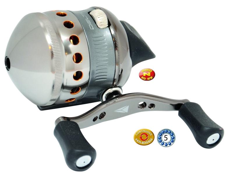 rybársky navijak Delta Spincast 520