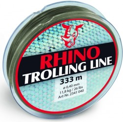 RHINO Vlasec trolling team 0,40mm - 333m