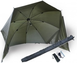 kryt Zebco Brolly 250 green