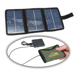 Outdoor Solar Panel 1,8W/6V, Zebco