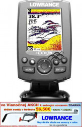LOWRANCE Hook-3x Sonar 83/200 EMEA - Language Pack