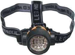 Čelovka Albastar 23 LED vodeodolná