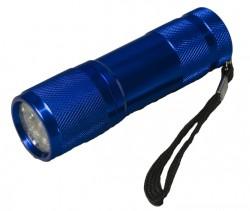 Albastar outdoor Čelovka baterka ALU 9LED
