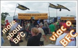 Sports European feeder Browning cup - more