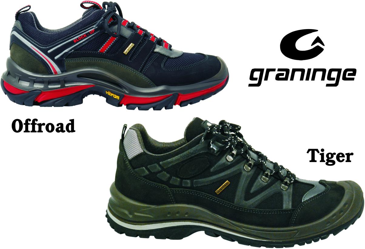ae88f79ddc Novinky  športová značková obuv Graninge OffRoad a Tiger - New - Rybárske  potreby SPORTS