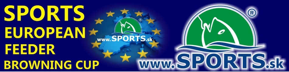 Sports European feeder Browning Cup www.SPORTS.sk