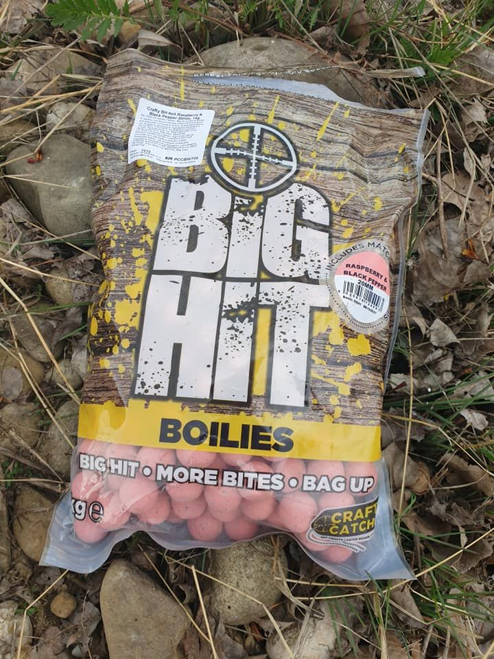 boilies Big Hit Crafty Catcher