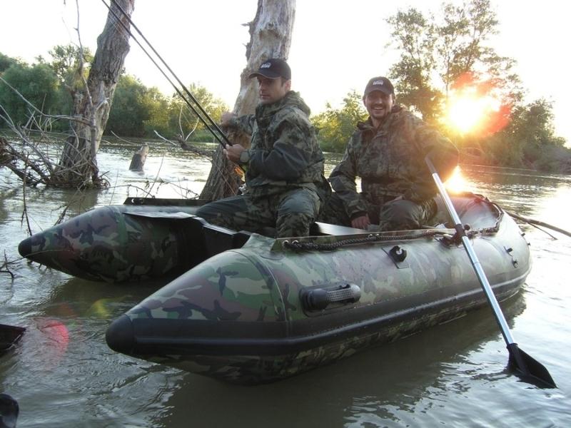 akcia čln 270cm camou+bunda Dozer4 Leaf