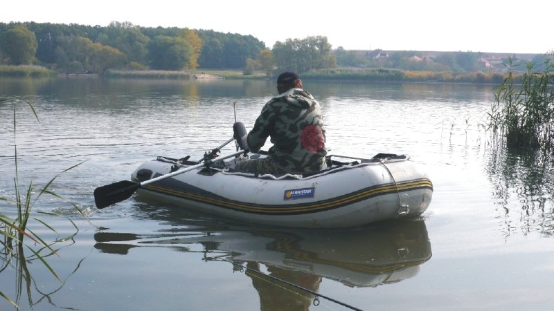 akcia čln FANTOM 230 + sonar Elite 3X