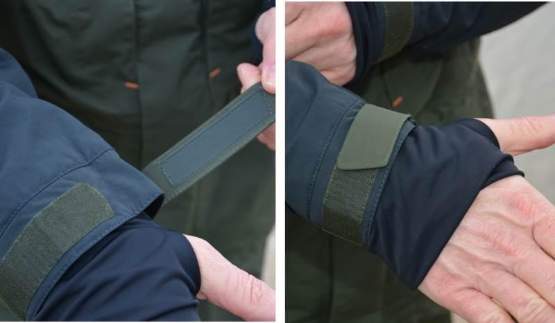 Geoff Anderson BARBARUS - bunda + nohavice - zelená Zeleno-čierna veľkosť XXXL