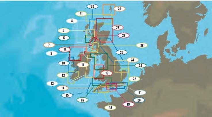 Mapa: 4, Western Isles