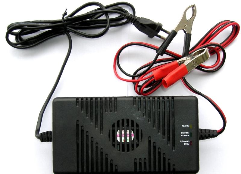 Nabíjačka k elektromotoru VX