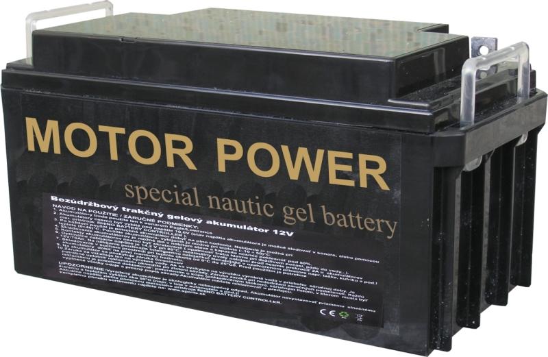 Akumulátor bezúdržbový 12V/65Ah