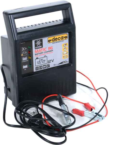 Elektronická nabíjačka akumulátorov 12V/max. 6A