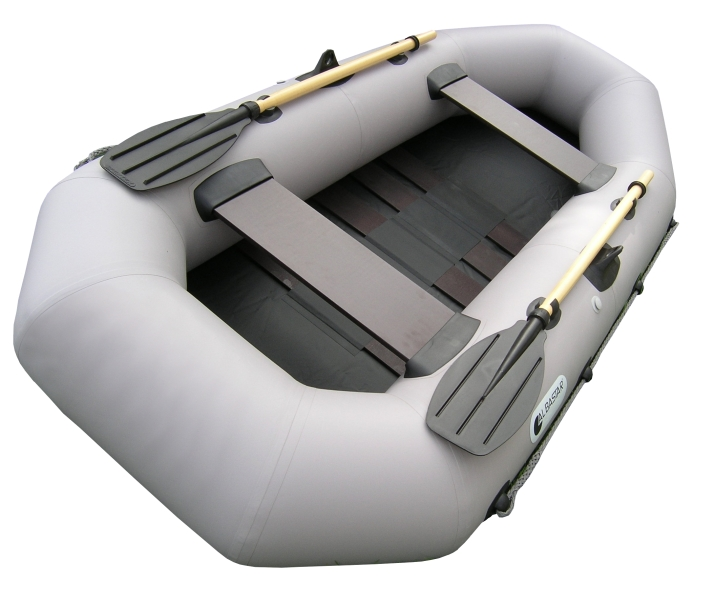 Albastar člny DELTA 250 lamely