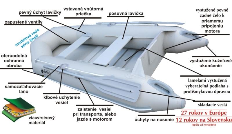 Albastar Shelf 250