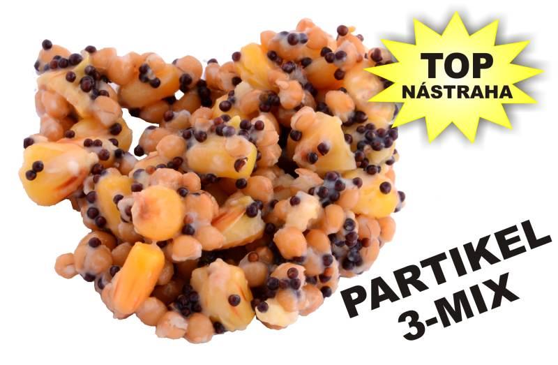 Partikel varený 3mix 1kg vakuové