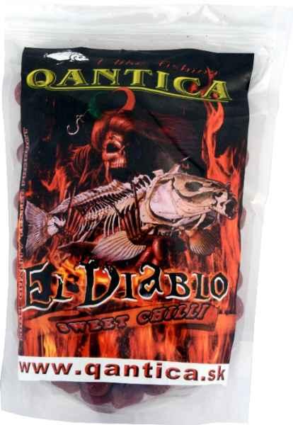 QANTICA boilies rozpustné 20mm / 1kg Force krab