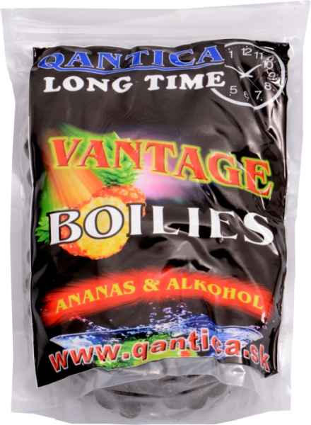 QANTICA boilies nerozpustné 20mm / 1kg