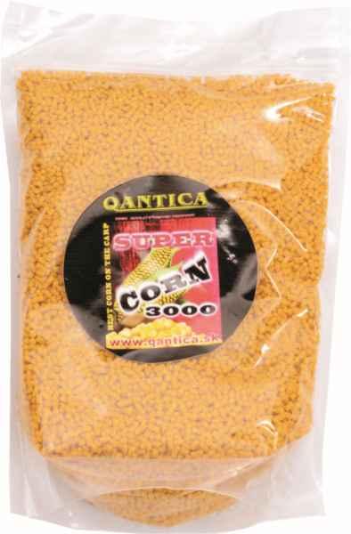 QANTICA Method micro pelety 2mm / 1kg Super corn - kukurica