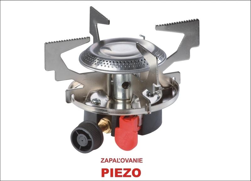 Rybársky varič Athos na kartuš so závitom 0,33kg