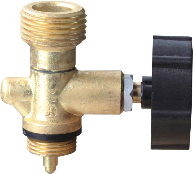 Ventil PB-ľavý závit W 21,8