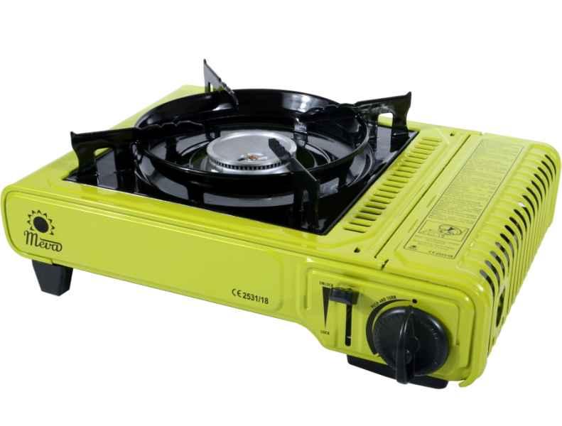 Rybársky kempingový varič THUNDER v kufríku