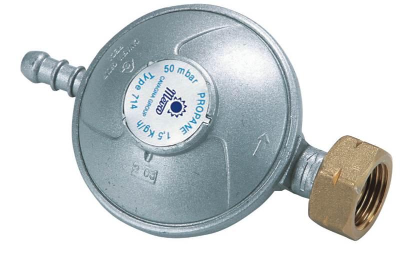 Regulátor tlaku 30mbar,trn IGI