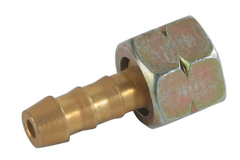 Nátrubek 8 s maticí G3/8 palca L