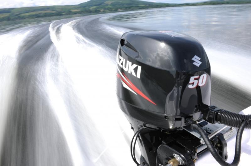 Lodný motor benzínový SUZUKI DF 50 AT