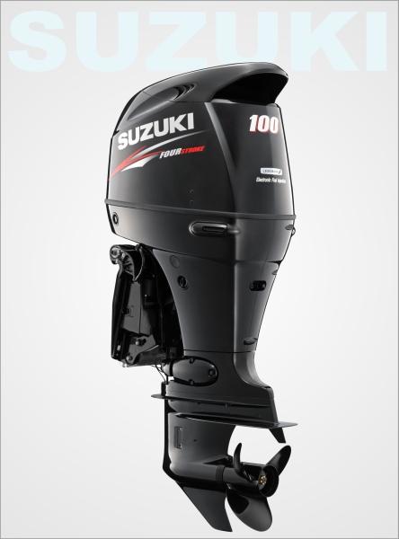 Lodný motor benzínový SUZUKI DF 100 AT