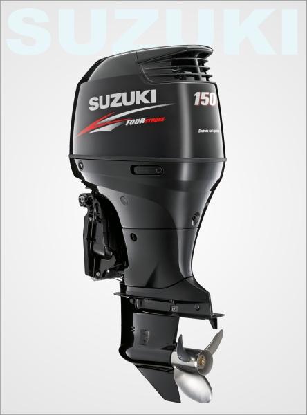 Lodný motor benzínový SUZUKI DF 150
