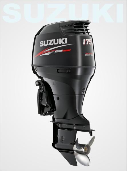 Lodný motor benzínový SUZUKI DF 175