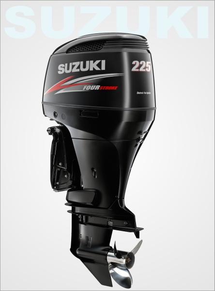 Lodný motor benzínový SUZUKI DF 225