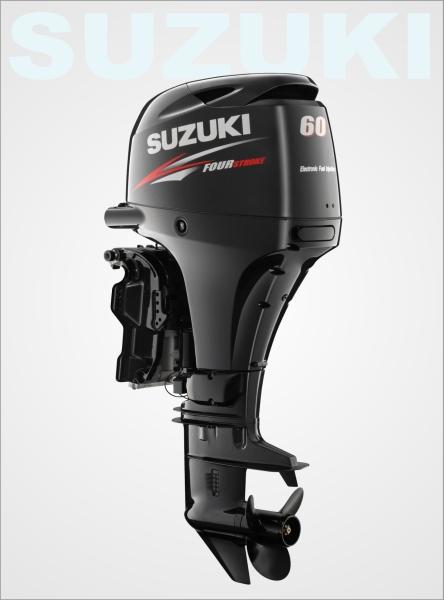 Lodný motor benzínový SUZUKI DF 60 A