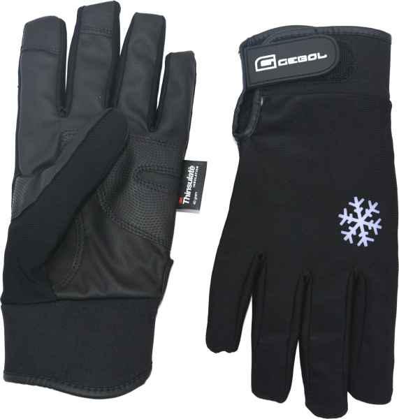 Zimné rukavice s 3M Thinsulate podšívkou
