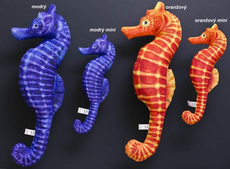 Dekoračný vankúš - Morský koník