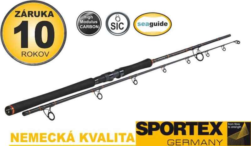 Sumcové prúty SPORTEX Catfire Spin 2-diel 270cm / 70-190g
