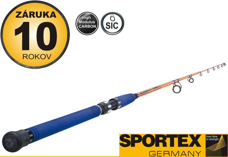 Rybársky prút SPORTEX - Jolokia Jigging - dvojdielny