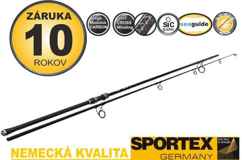 Kaprárske prúty SPORTEX Paragon Stalker 300cm 2-diel 300cm / 3lbs
