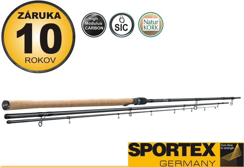 Rybársky prút SPORTEX - EXCLUSIVE Match Medium