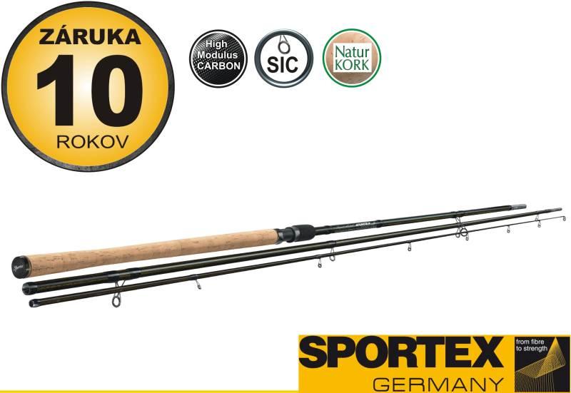 Rybársky prút SPORTEX - RAPID Match - trojdielny