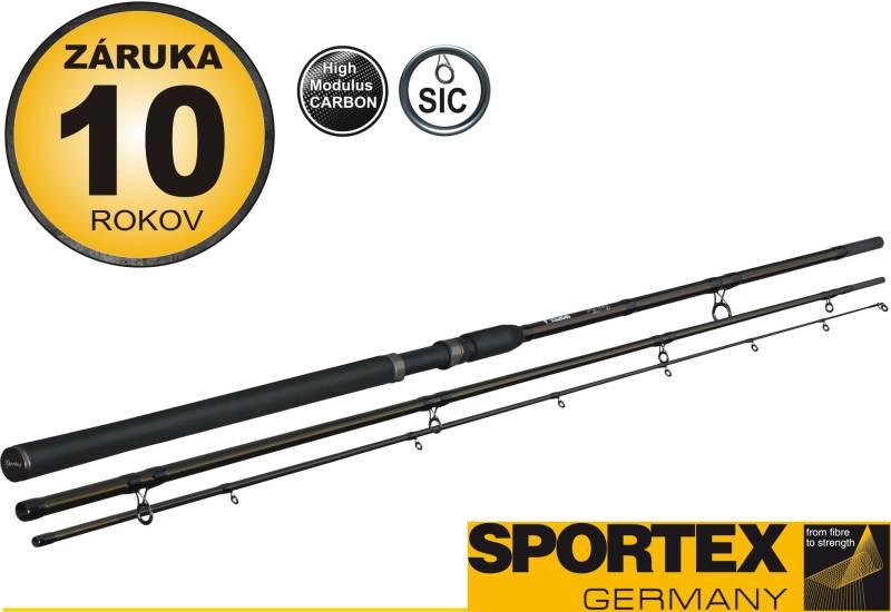 SPORTEX prút - EXKLUSIVE Rapid Float - trojdielny