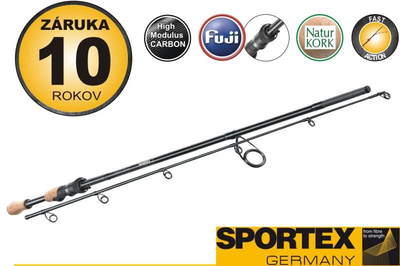 Rybársky prút - SPORTEX - Black Arrow - dvojdielny BA2704 2,75m, 80g, 2diel