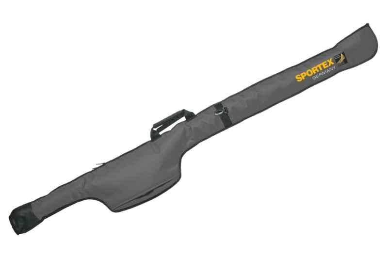 SPORTEX púzdro jednokomorové Bags X šedé Dĺžka: 195cm