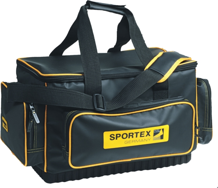 90fae59438 SPORTEX - prepravná rybárska taška s pevným dnom
