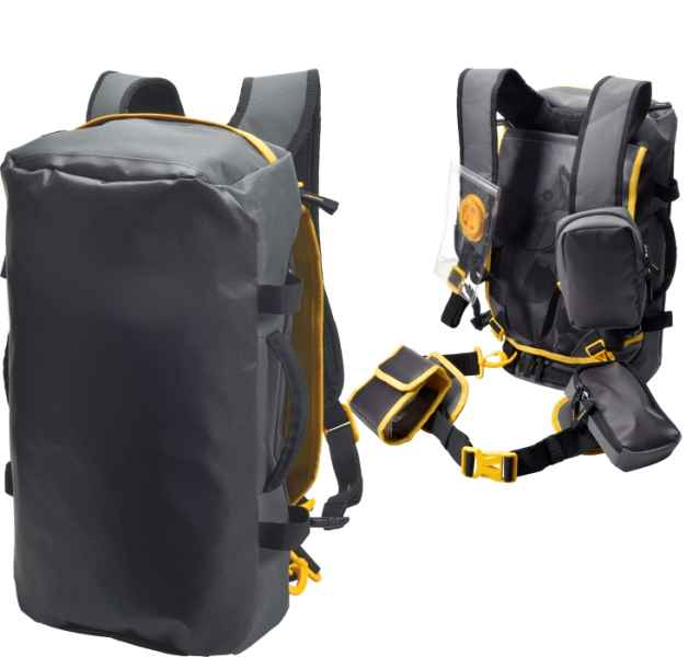 SPORTEX modulárny batoh s opaskom + 5ks krabičiek Rozmer: 43 x 26 x 14cm