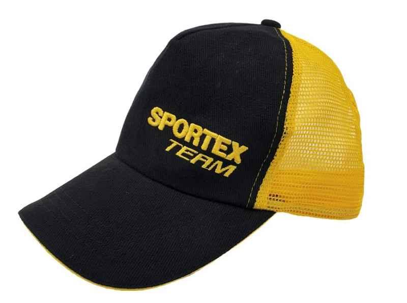 Šiltovka SPORTEX so sieťkou a logom