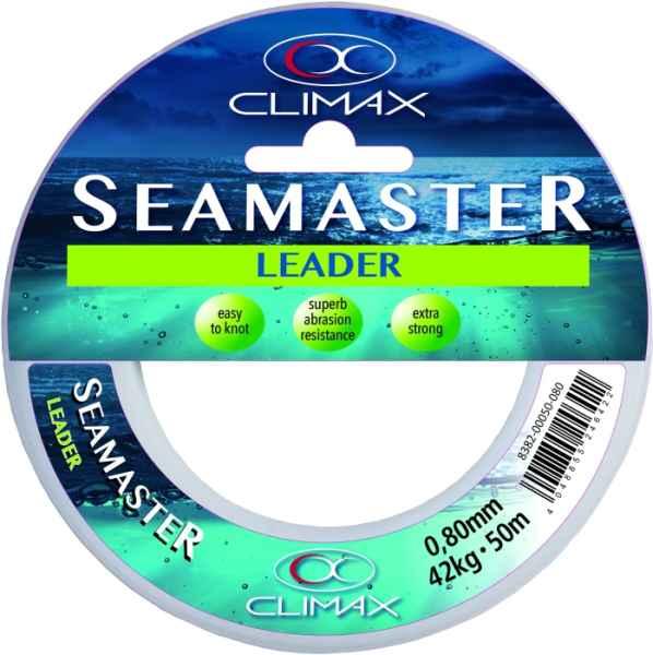 Climax silon 50m - Haruna Leader 50m 0,80mm / 42kg